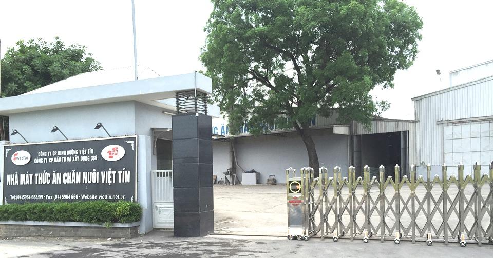 công trình sử dụng mẫu cửa cổng xếp DTC F-801